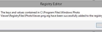 Install Windows Photo Viewer di Windows Server 2012 R2