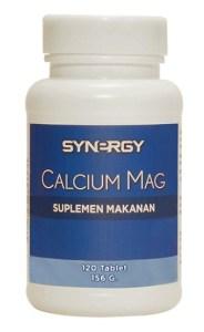 Inilah Manfaat CALCIUM MAG Dari Synergy
