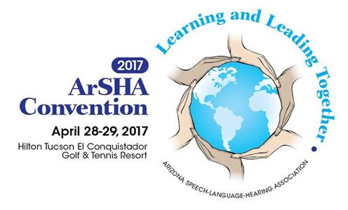 2017 ArSHA Convention Logo
