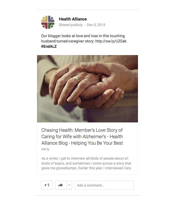 Blog Series Post Example