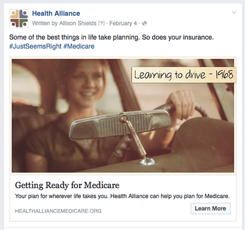Learning to Drive Age-In Ad
