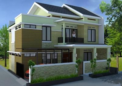 Rumah 2 Lantai Ibu Ariyanti – Jatimulya, Bekasi Timur