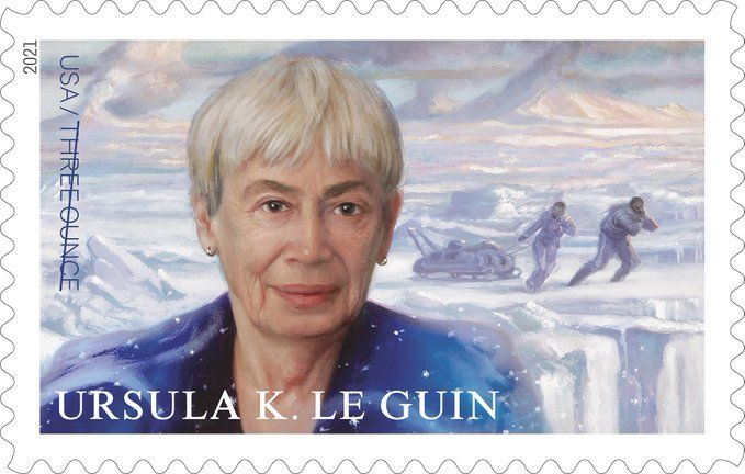 Legvin poštanska marka
