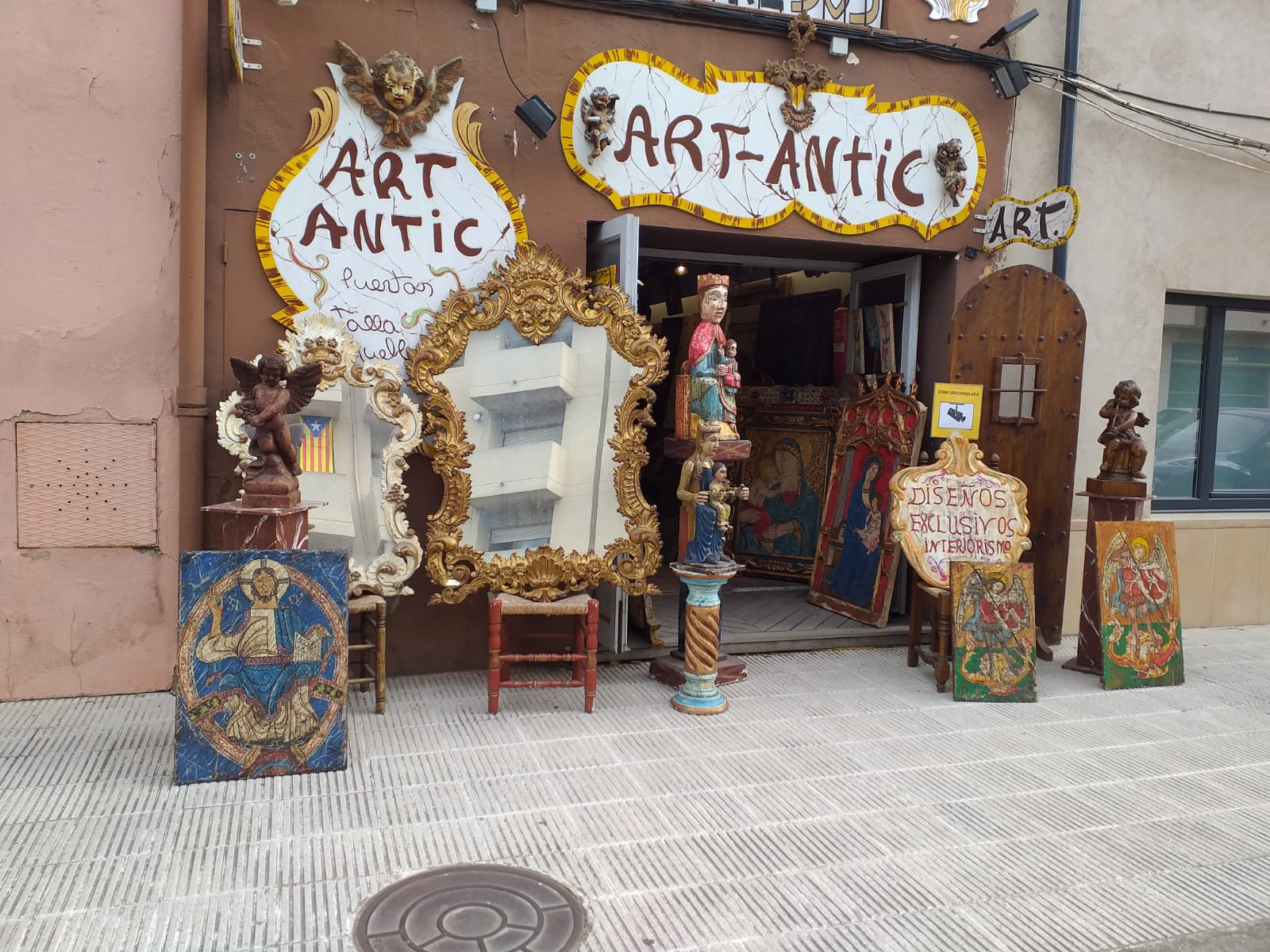 TIENDAS ONLINE DE ART ANTIC
