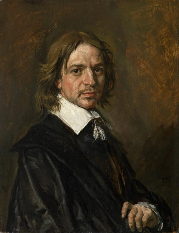 Portrait of a man by Frans Hals now thought to be a fake