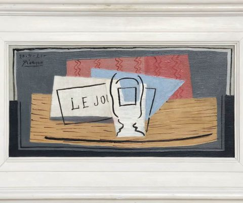 A €100 raffle ticket could win you a painting by Picasso