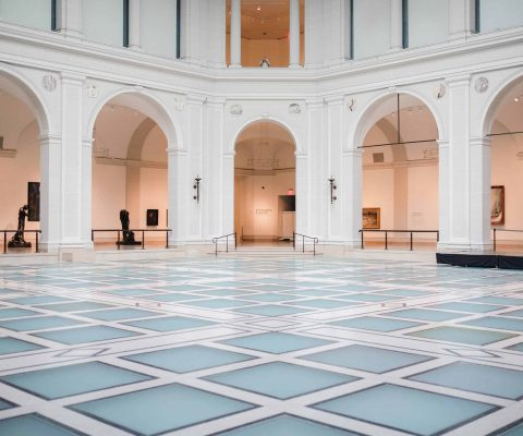 Museums are closed but their digital doors are open