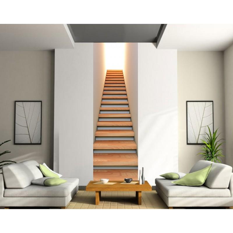 Dco Monte D Escalier Perfect Perfect Deco Cage Escalier