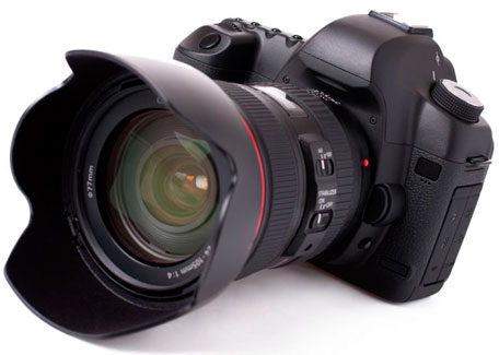 how to choose good slr camera