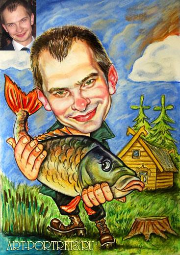 Картинки охотников и картинки рыбалка, тема хобби
