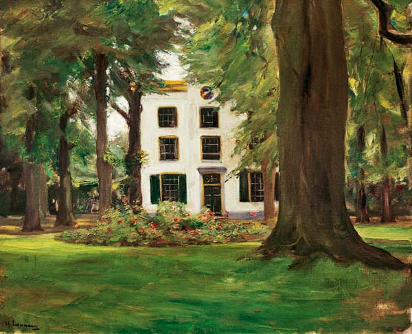 Max Liebermann - countryhouse in Hilversum