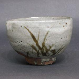 荒川豊蔵 唐津風茶碗