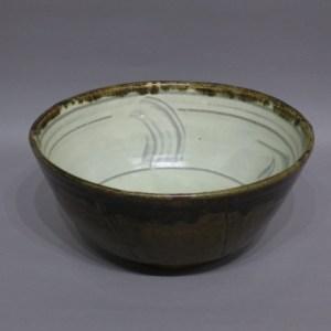 バーナード・リーチ 鉄釉鉢