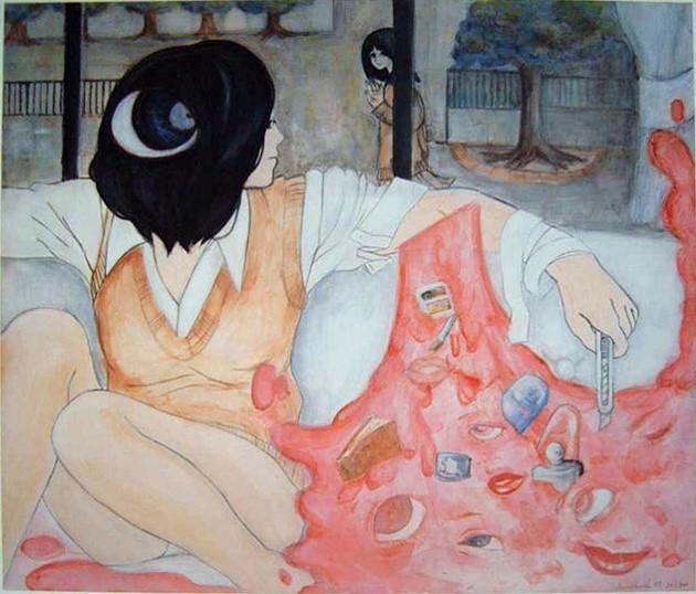 Akane Koide, Wrist List (2007)