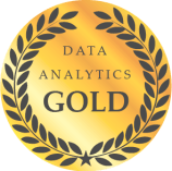 Microsoft Gold Data Analytics Competency