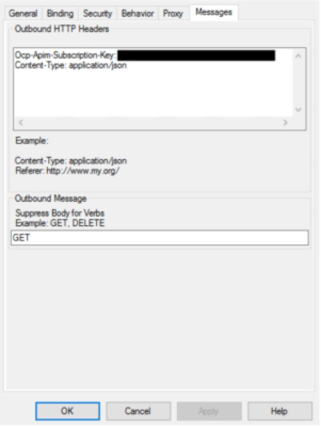 RESTful API Hosted on Azure API