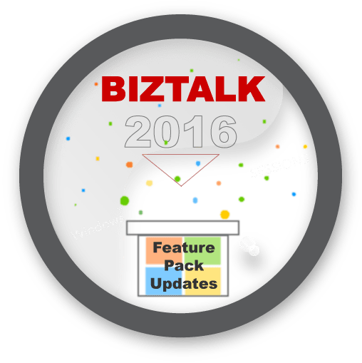BizTalk 2016 Feature Pack Updates