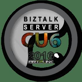 Cumulative Update 6 - BizTalk Server 2016