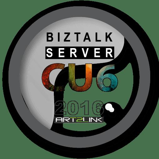 Cumulative Update 6 – BizTalk Server 2016