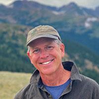 John Keller, astronomer on ARTA River Trips