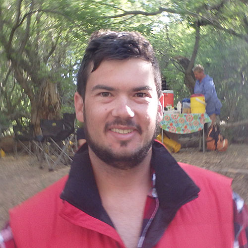 Peter Reuben, river guide for ARTA River Trips