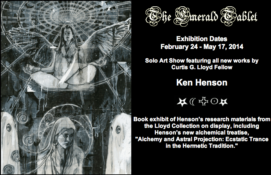Ken Henson Emerald Tablet