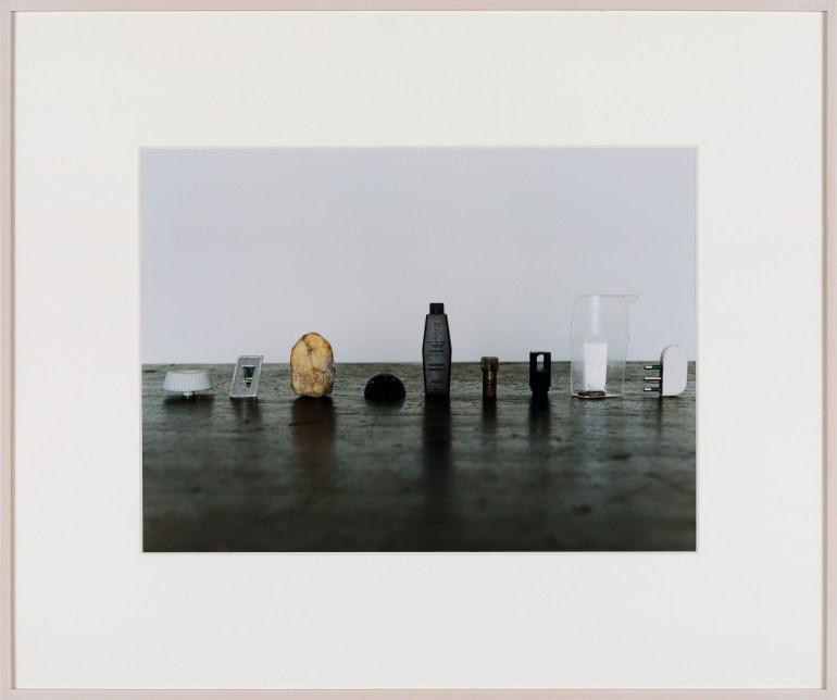 ArteFiera 2019 | Alessandra Spranzi: Sul tavolo #111, 2014 - stampa a colori su alluminio/c-print on aluminium, cm.30x41, ed.3+2pda |Courtesy the artists and P420, Bologna | Photo credit C.Favero