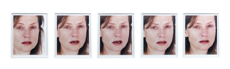 Raffaella Cortese | work by Roni Horn: Untitled (Isabelle Huppert), 2005/2007