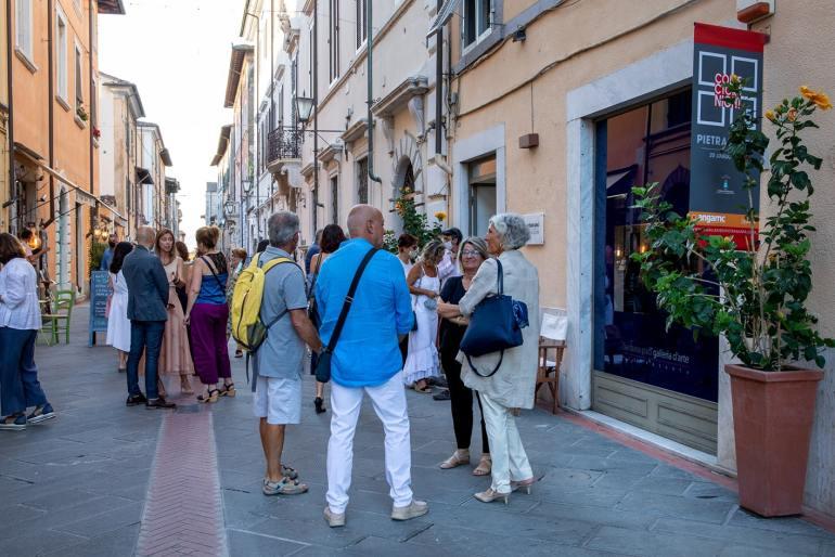 Collectors Night, Pietrasanta 2020 - Barbara Paci Galleria d'Arte