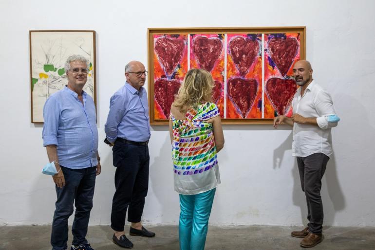 Collectors Night, Pietrasanta 2020 - Galleria Giovanni Bonelli