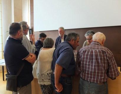 11 i partecipanti incontrano i relatori