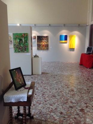 11a sala espositiva Art Senses