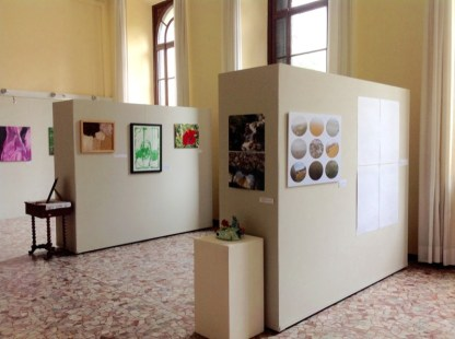 12 sala espositiva Art Senses
