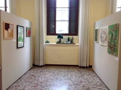 16 sala espositiva Art Senses