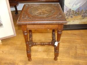 Beautiful detailed stool