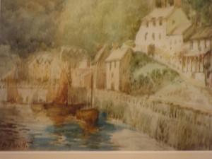 Lynmouth Lane Edward William Trick