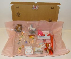 Letterbox gifts selections