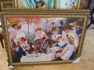 Large reproduction Renoir
