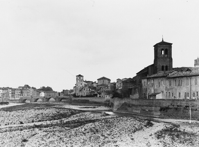 Cityscape, City of Parma