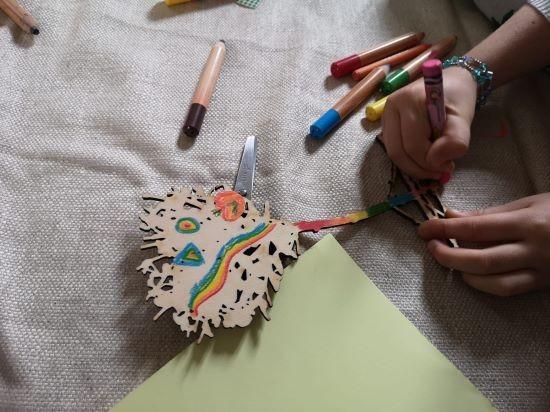 alikids laboratorio arte contemporanea per bambini