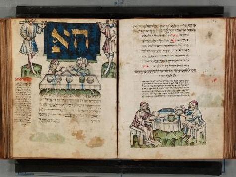 manoscritti ebraici