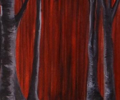i segreti di twin peaks alla nero gallery di roma