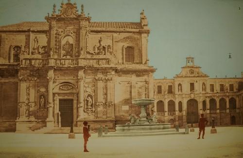 a roma le visioni salentine di giuseppe palumbo