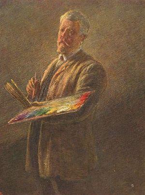 il pittore gaetano previati alla ribalta nella sua ferrara