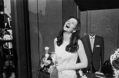le bellissime donne del fotografo garry winogrand