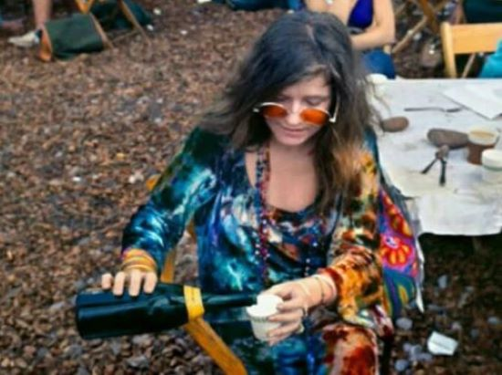 festival di woodstock janis joplin