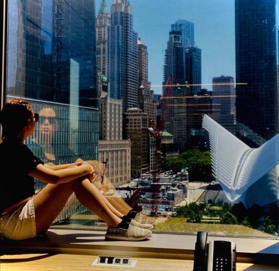 Giovanna Sun, Curatrice  New York