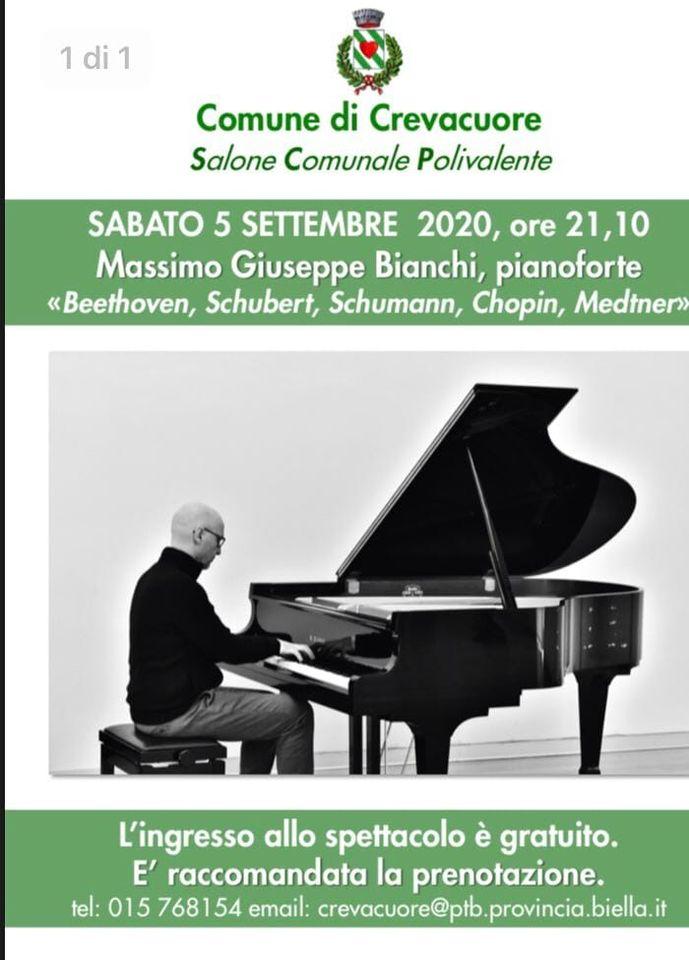 Maestro Massimo Giuseppe