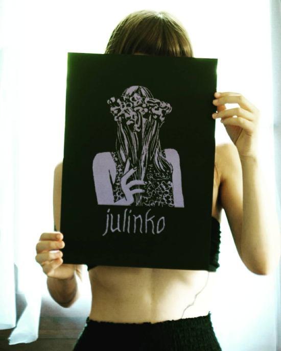 Julinko, tra suoni e silenzi di un'anima che urla.