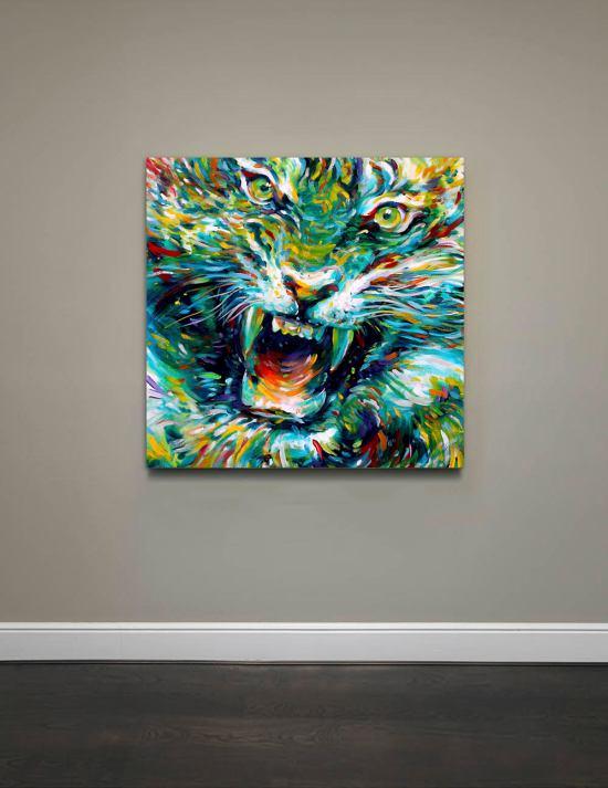 La Tigre Smeraldo di Mario Vespasiani